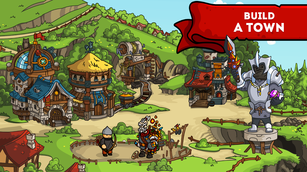 Towerlands – strategy of tower defense