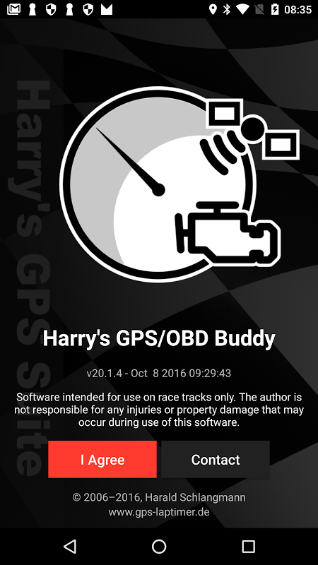 Harry's GPS/OBD Buddy