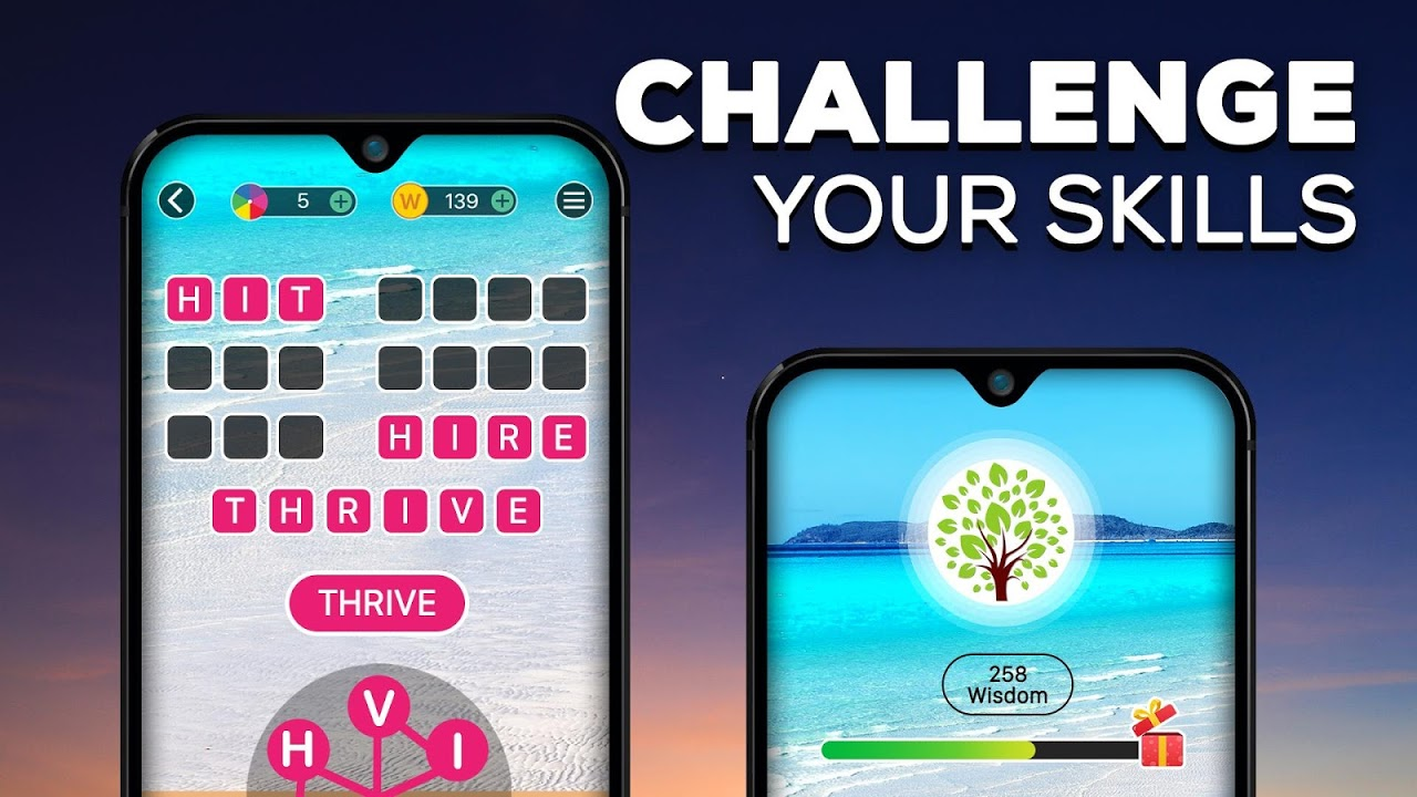 Word Trip – Word Connect & word streak puzzle game