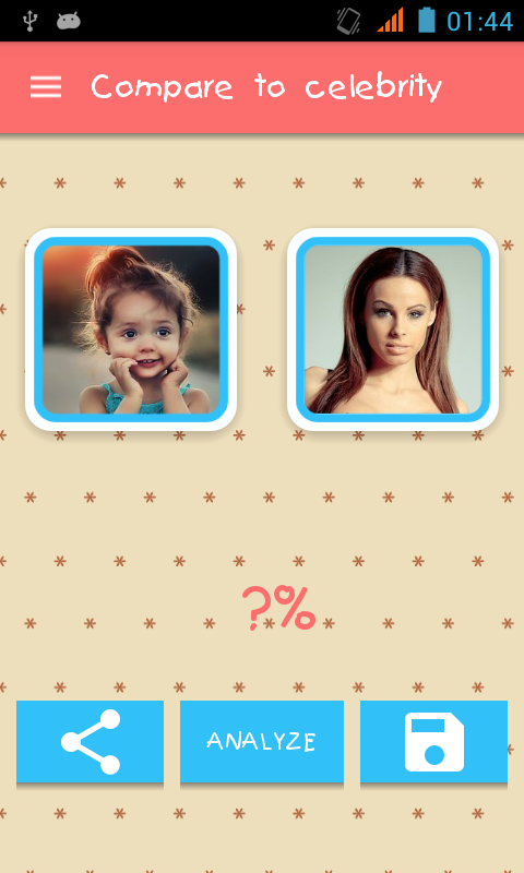 Face scanner: what celebrity do you look like?