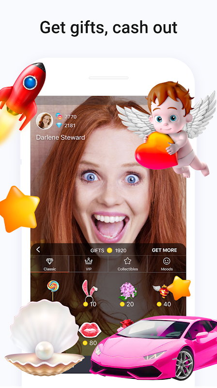 Tango – Go Live Stream & Broadcast Live Video Chat