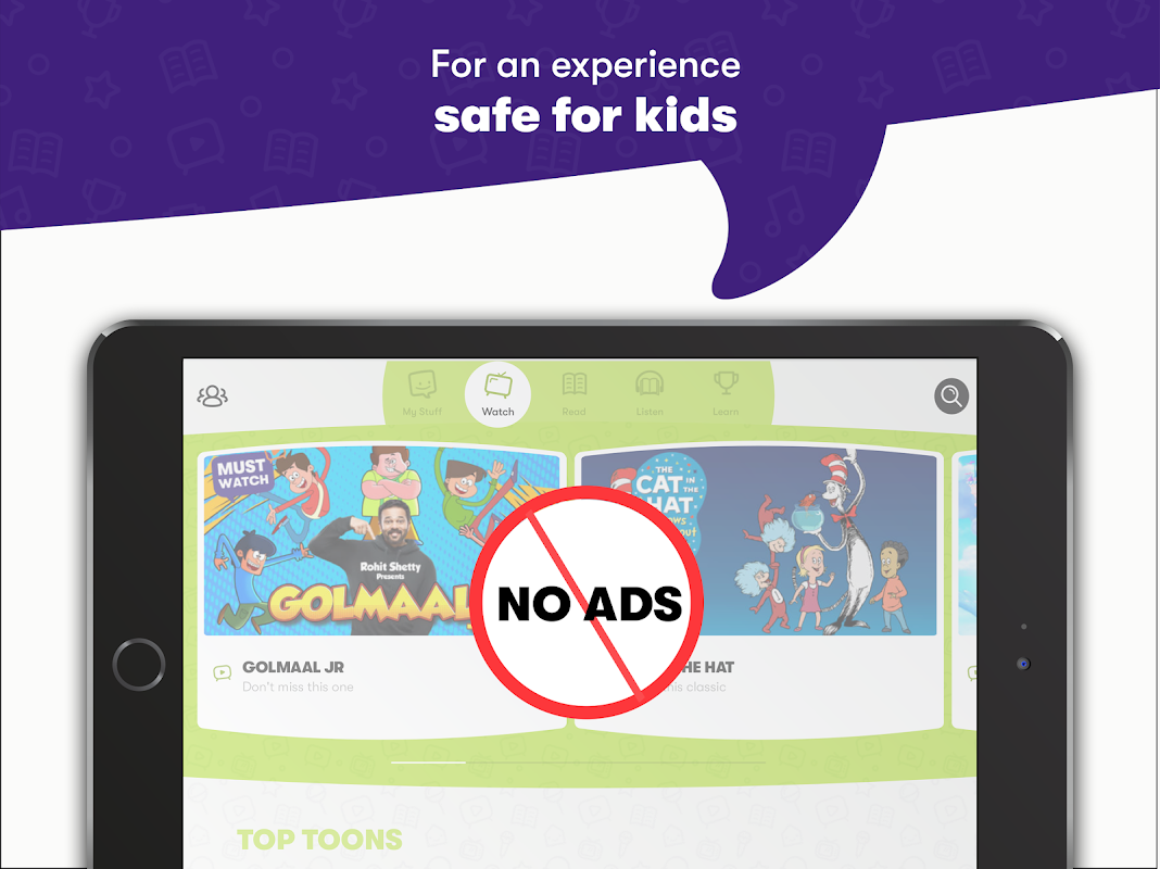 Voot Kids-Cartoons, Books, Quizzes, Puzzles & more