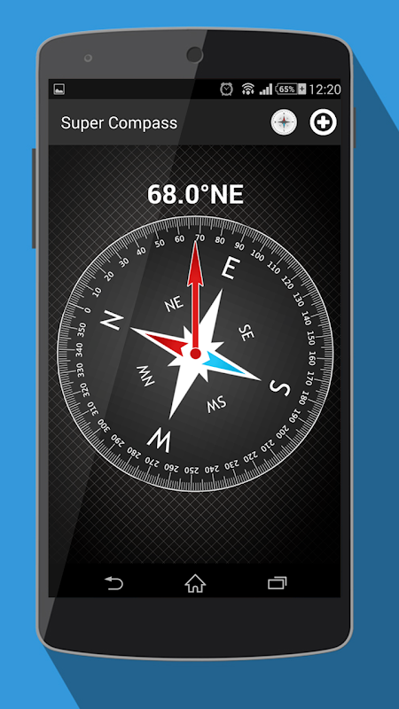 Compass for Android – App Free