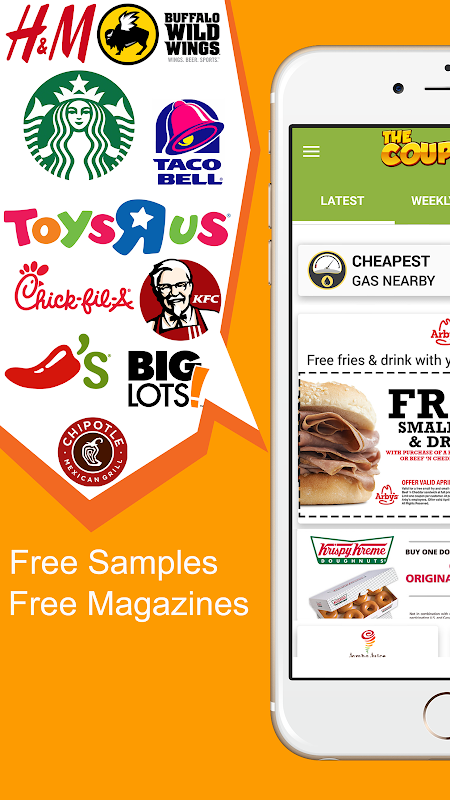 Coupons App® Shopping Deals