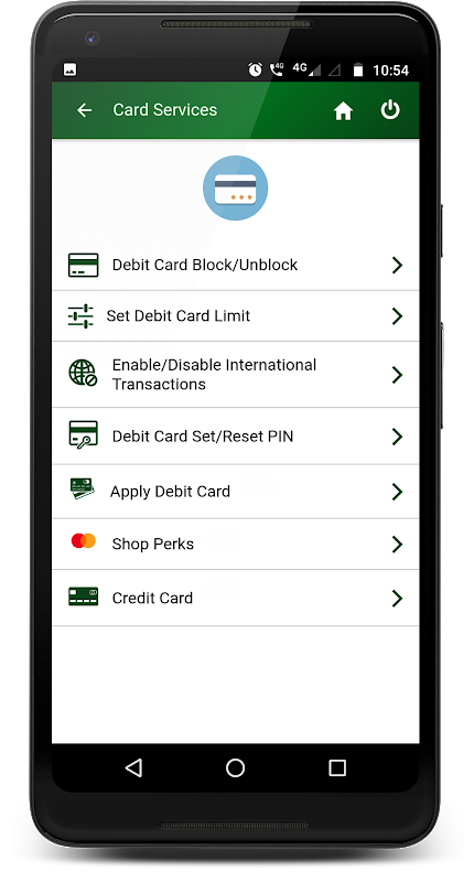 United Bank Mobile Banking : Recharge, IMPS, BBPS