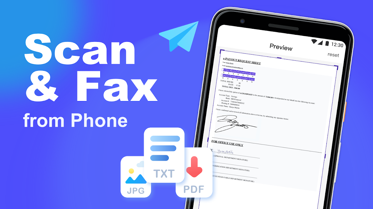 FAX – Free Fax App, Send Fax from Phone