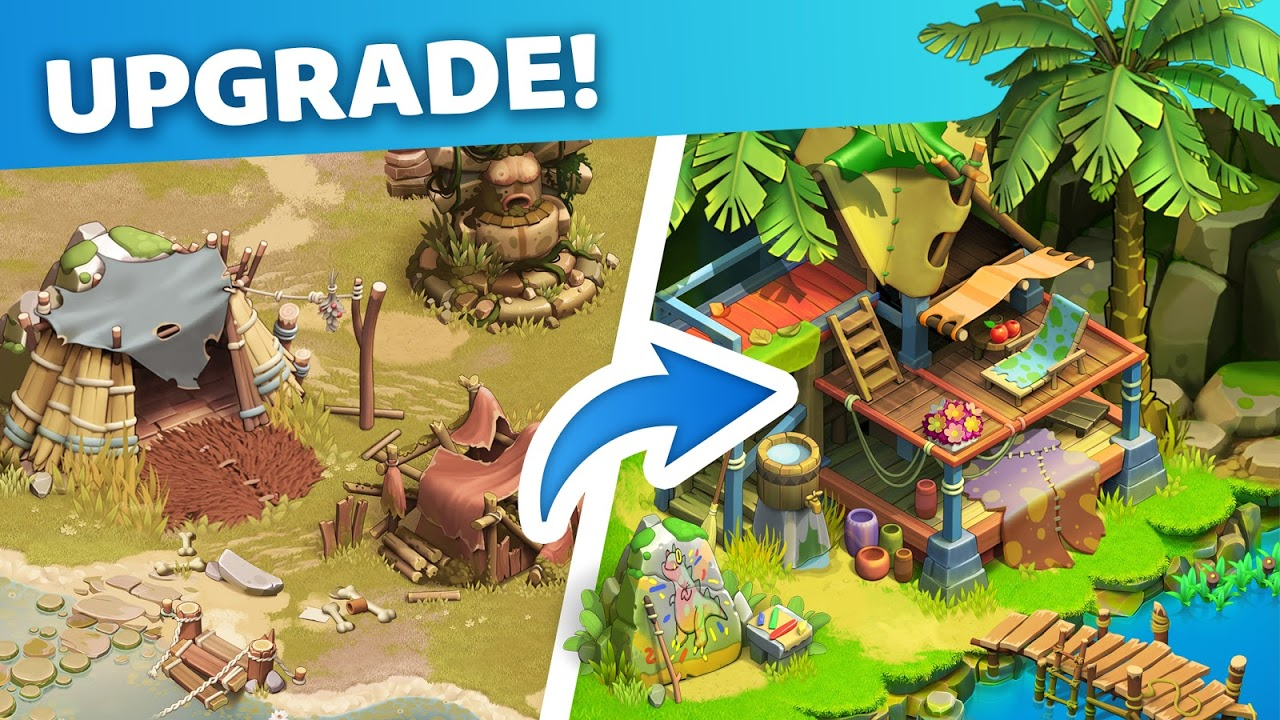 Family Island™ – Farm game adventure