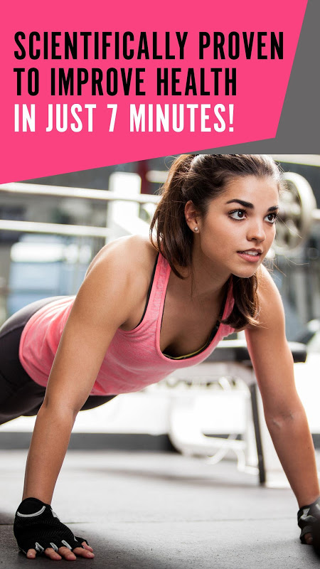 Workout for Women   Weight Loss Fitness App by 7M