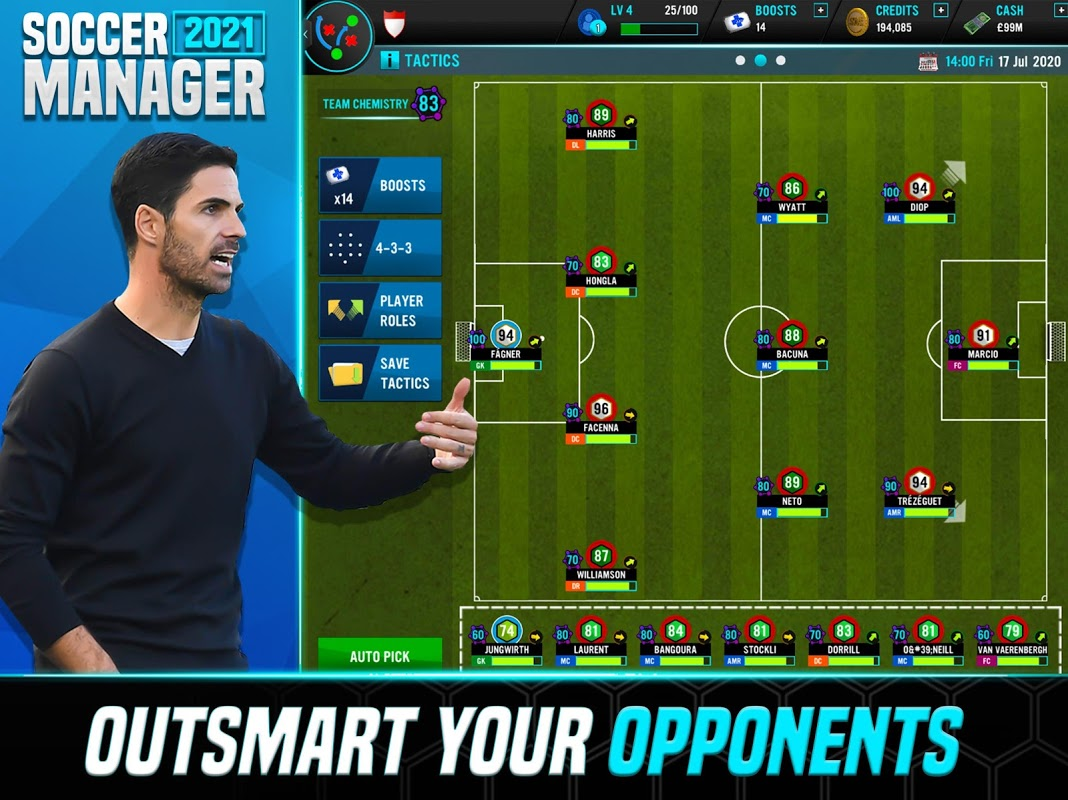 Soccer Manager 2021 – Ultimate 3D Football Game