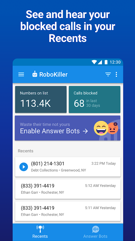 RoboKiller – Spam and Robocall Blocker