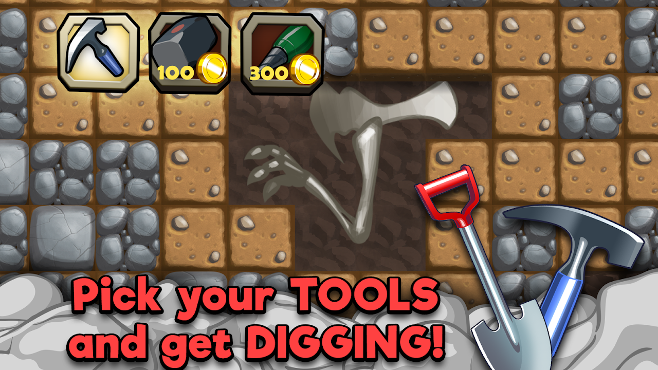 Dino Quest – Dinosaur Discovery and Dig Game