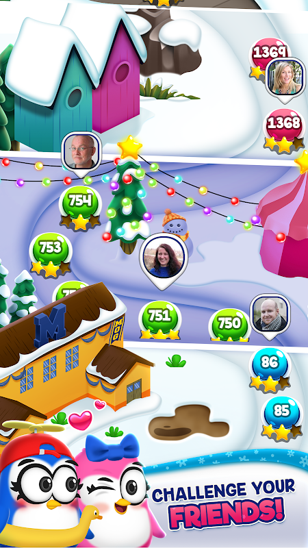 Frozen Pop Bubble Shooter Games – Ball Shooter