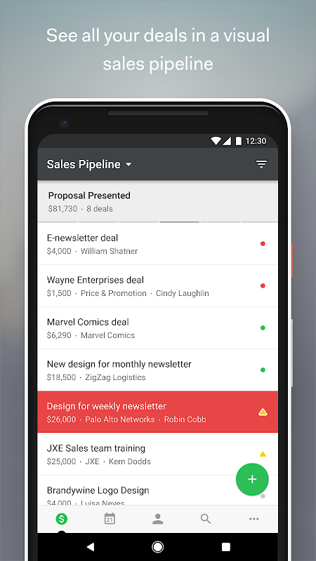 Pipedrive – Sales CRM