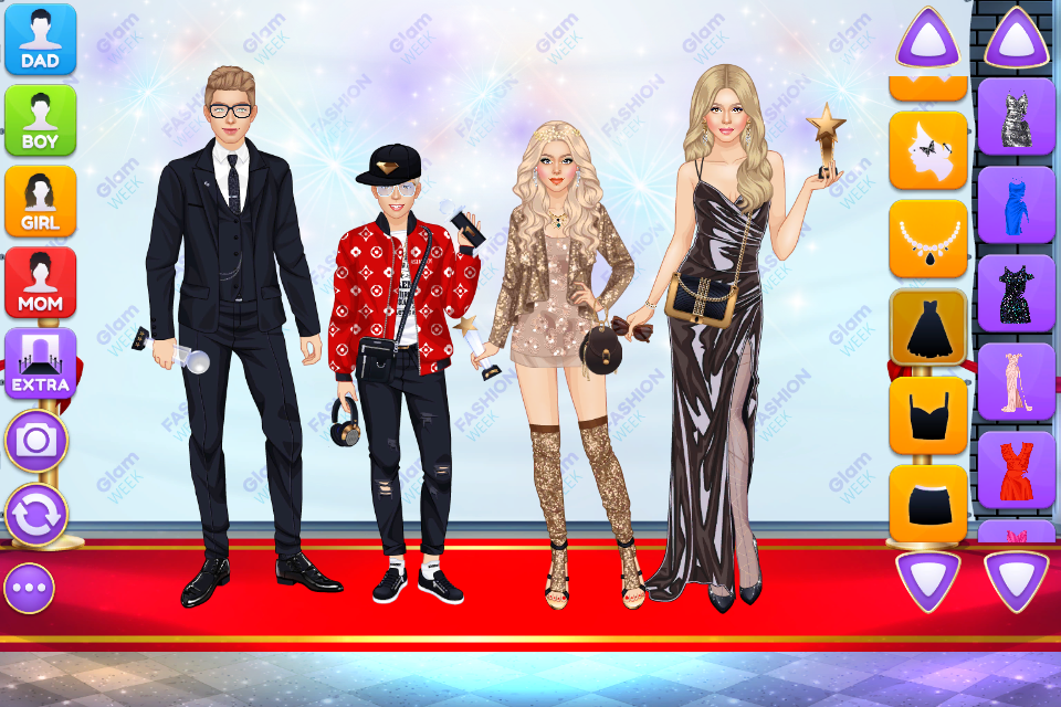 Superstar Family – Celebrity Fashion