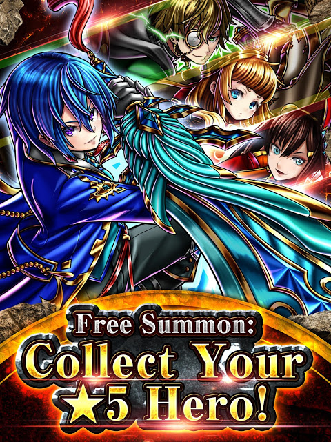 Grand Summoners – Anime Action RPG