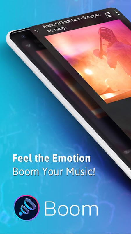 Boom: Music Player, Bass Booster and Equalizer