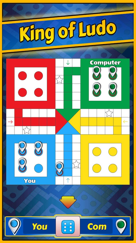 Ludo King™ – Dice Board Game with Buddies