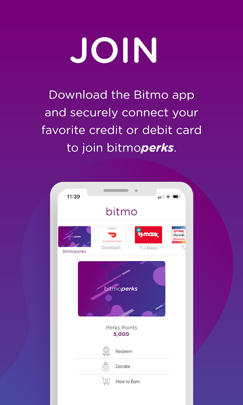 Bitmo – Give More. Get More.