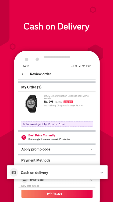 Snapdeal Online Shopping App – Shop Online India