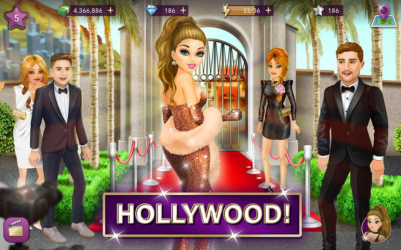 Hollywood Story: Fashion Star