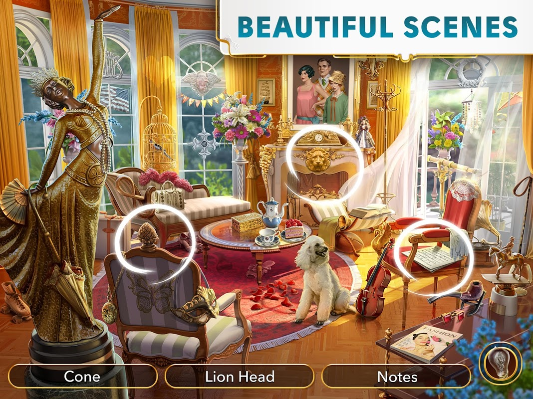 June's Journey – Hidden Objects