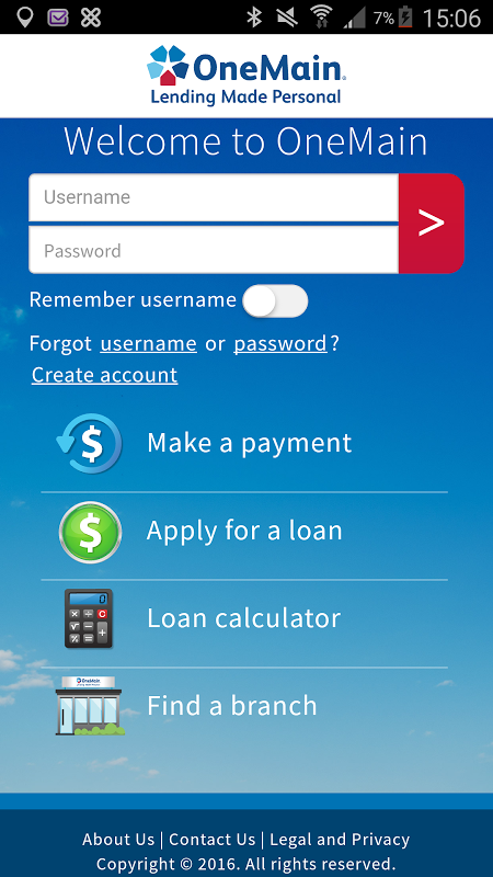 OneMain Financial – Personal Loans