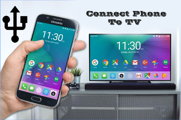 Phone Connect to tv