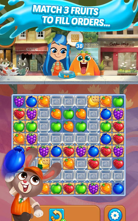 Juice Jam – Puzzle Game & Free Match 3 Games