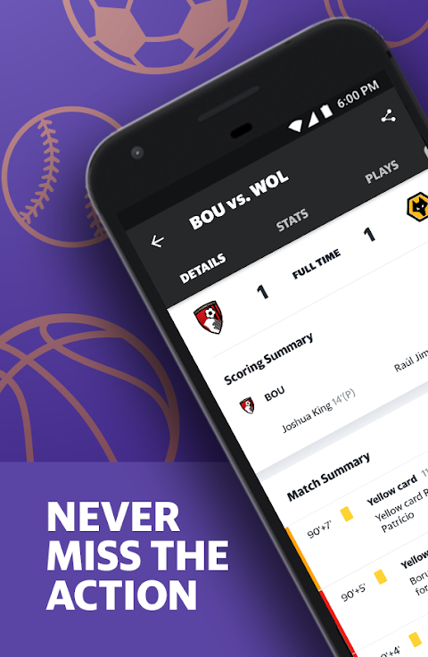 Yahoo Sports – Get scores & watch live NFL games