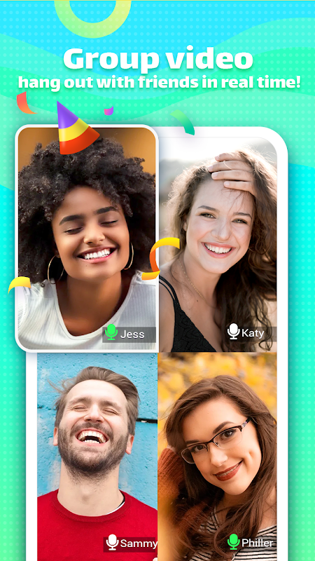 Ola Party – Live, Chat, Game & Party