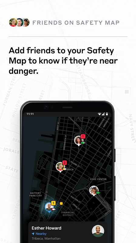 Citizen: Connect on the Most Powerful Safety App