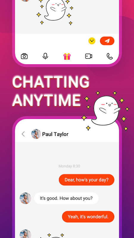 Hellow – Chatting & Free calls