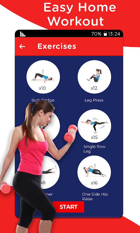 Lose Weight in 30 days: Weight Loss Home Workout