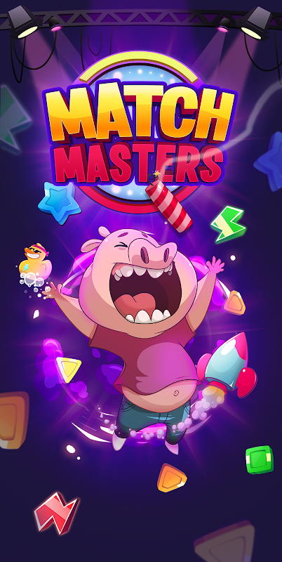 Match Masters – Online PVP Match 3 Puzzle Game