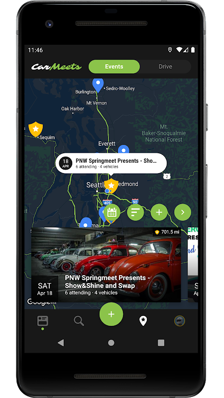 CarMeets – The Ultimate Car Enthusiast App