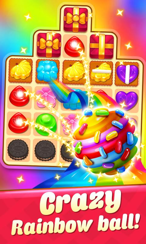 Candy Bomb Fever – 2020 Match 3 Puzzle Free Game