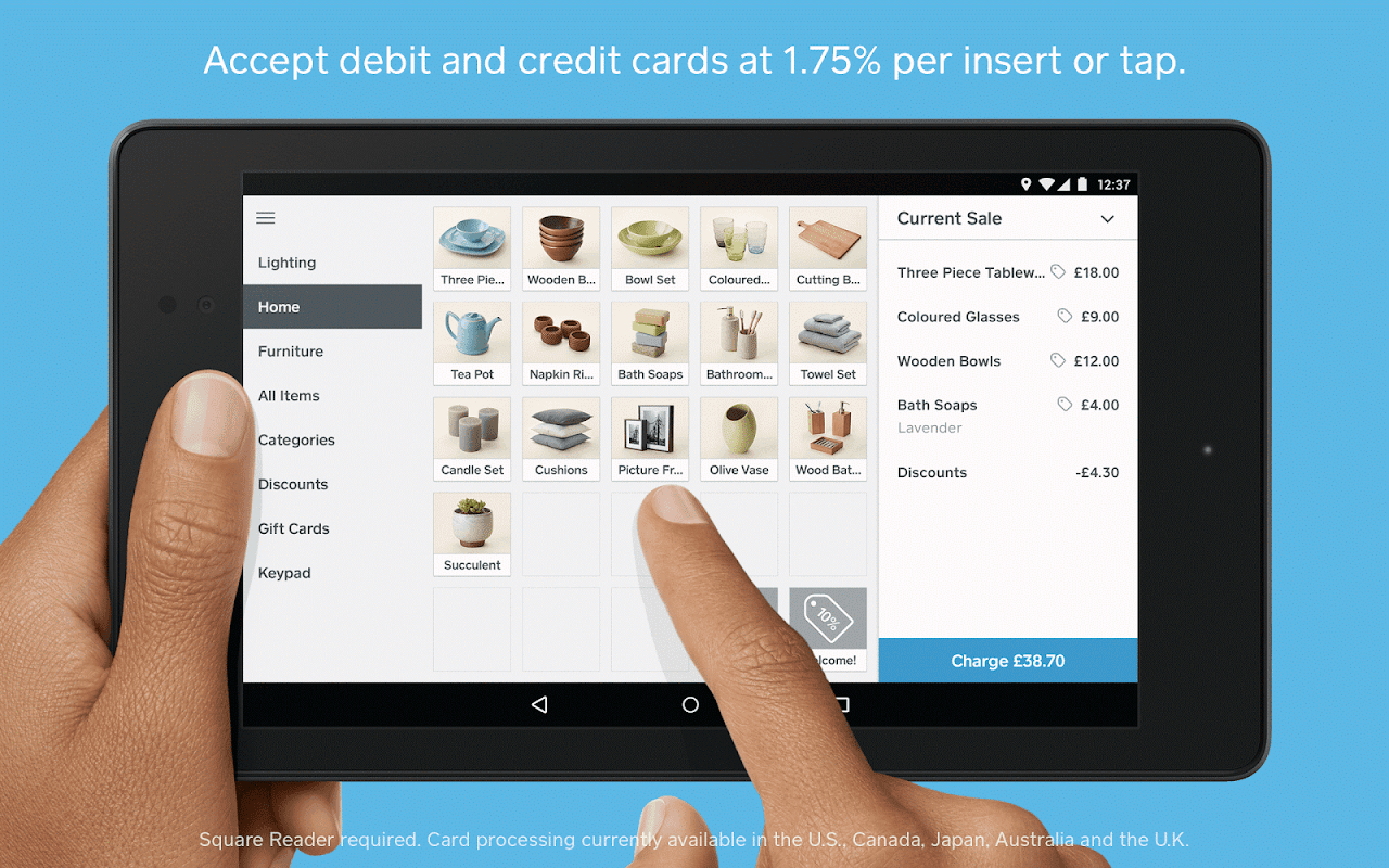 Square Point of Sale – POS
