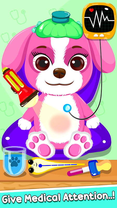 Puppy Activity – Daycare Game