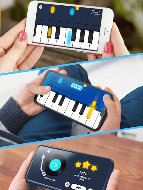 Piano fun – Magic Music