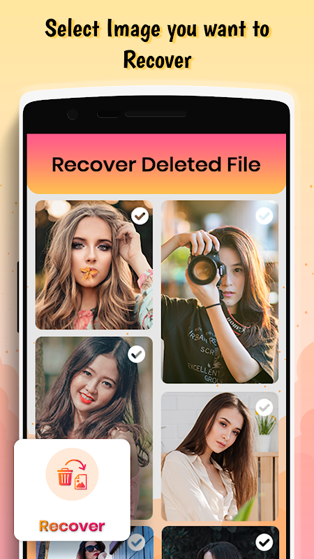 Recover all deleted and corrupt file