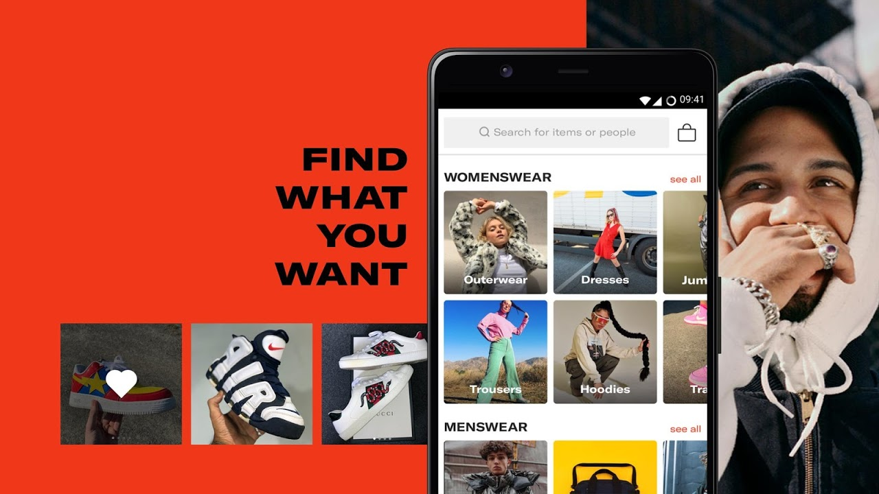Depop – Streetwear & Vintage Fashion Marketplace