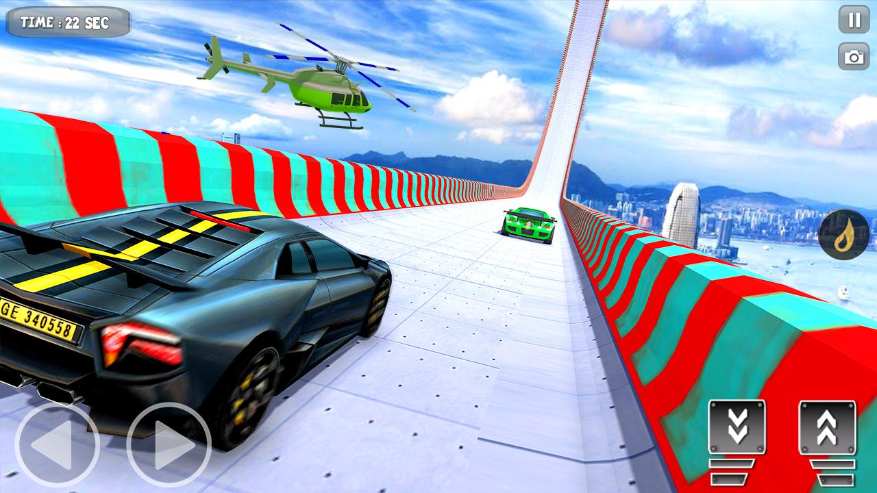 Car Driving: GT Stunts Racing 2