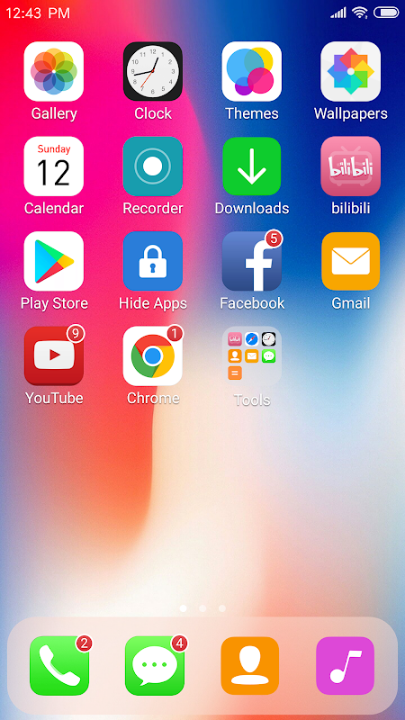 iLauncher – Thousands Themes and Wallpapers