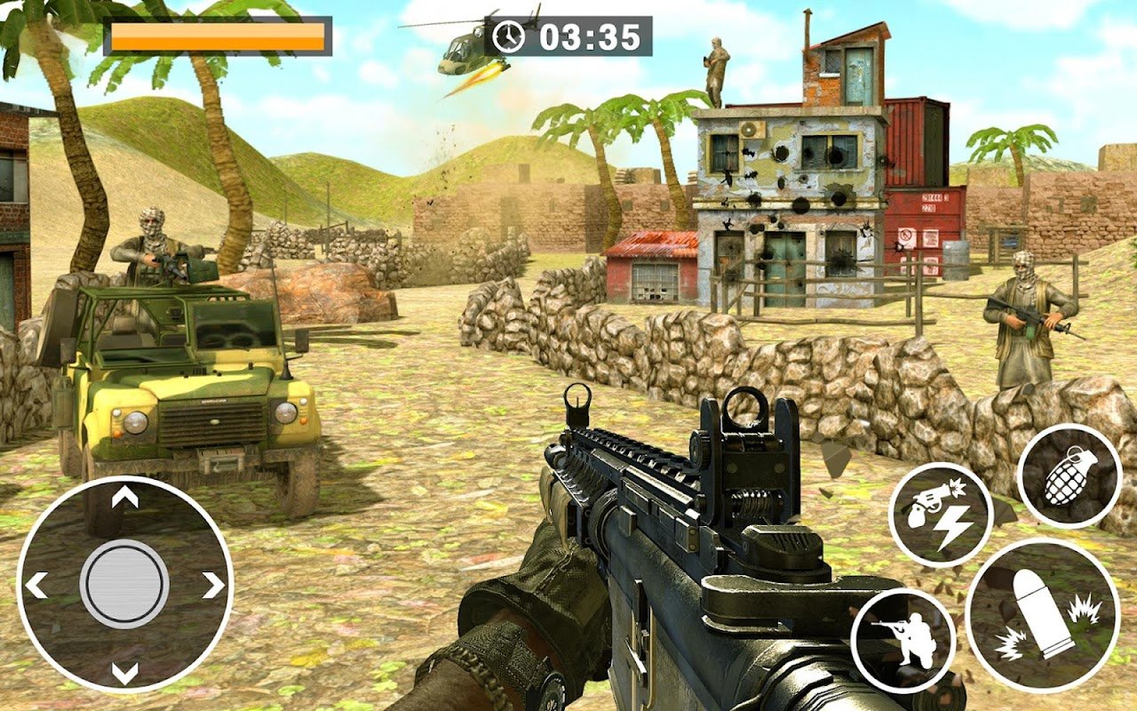 Counter Terrorist Critical Strike Force Special Op