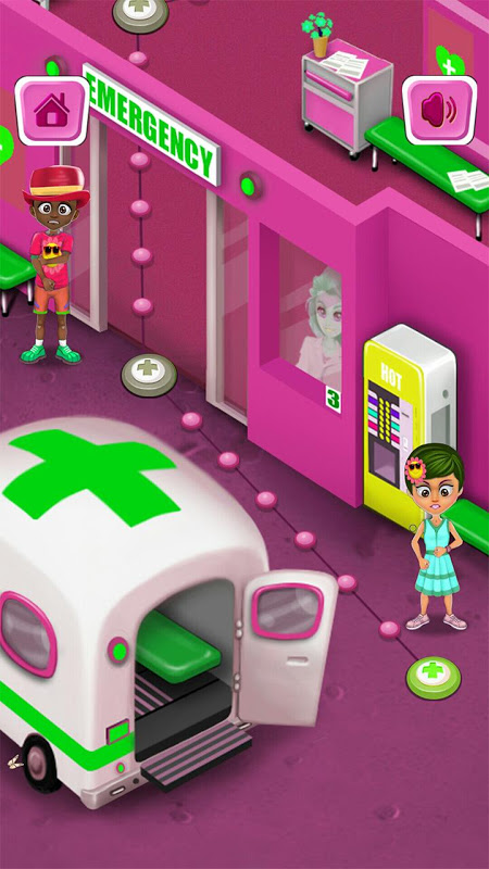 Doctor Games For Girls – Hospital ER