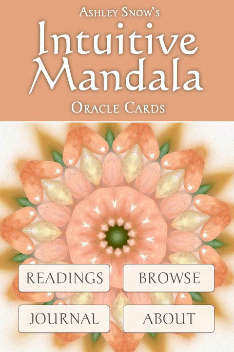 Intuitive Mandala Oracle Cards