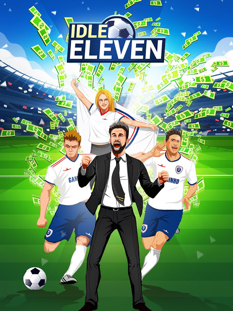Idle Eleven – Be a millionaire soccer tycoon