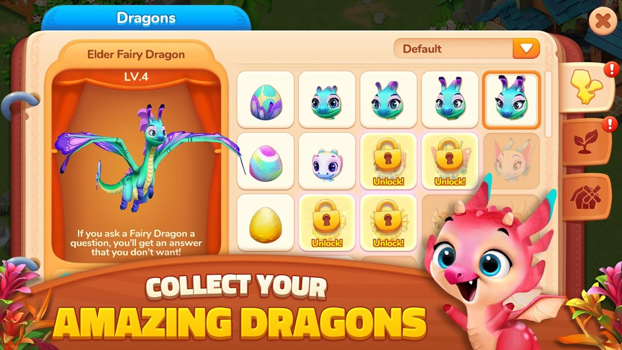 dragonscapes