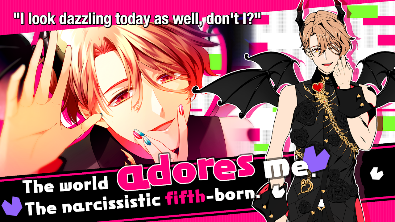 Obey Me! – Anime Otome Dating Sim / Dating Ikemen