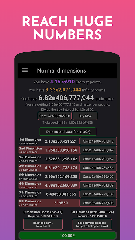 Antimatter Dimensions